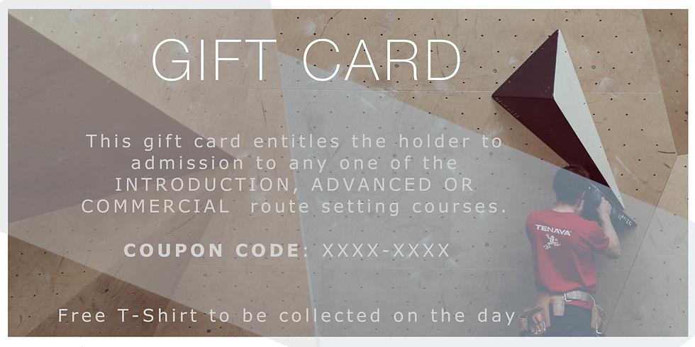 IMPACT GIFT CARD
