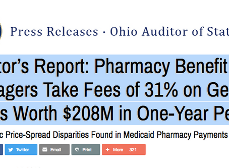 State Auditors are Demanding Increased Oversight of PBMs to Stem Skyrocketing Costs of Prescriptions