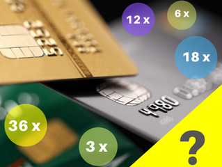 Bancos lançam cartão de crédito parcelado com juro; cliente deve pagar mais