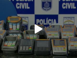 Suspeito de furtar máquinas de cartões e vender para quadrilhas é preso no Recife
