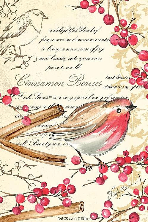 Cinnamon Berries