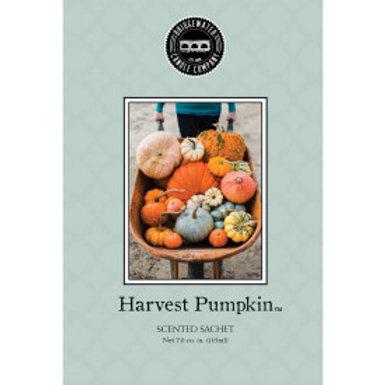 Harvest Pumpkin Scented Sachet