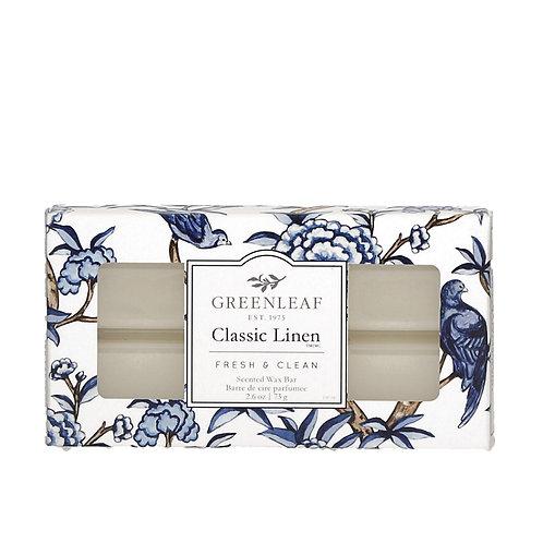 Classic Linen Wax Bar