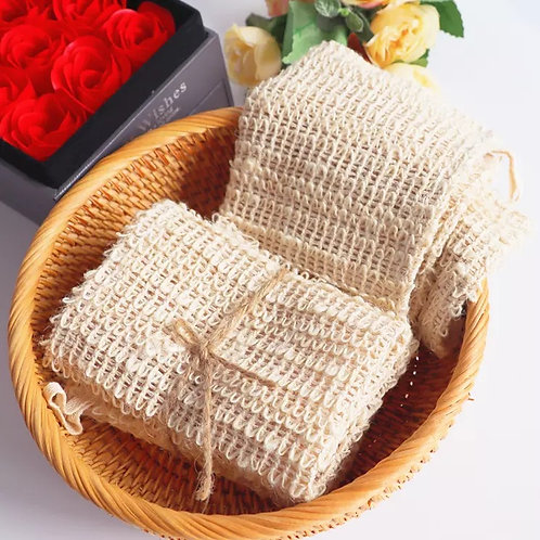 Agave Wash Cloth (3pcs)