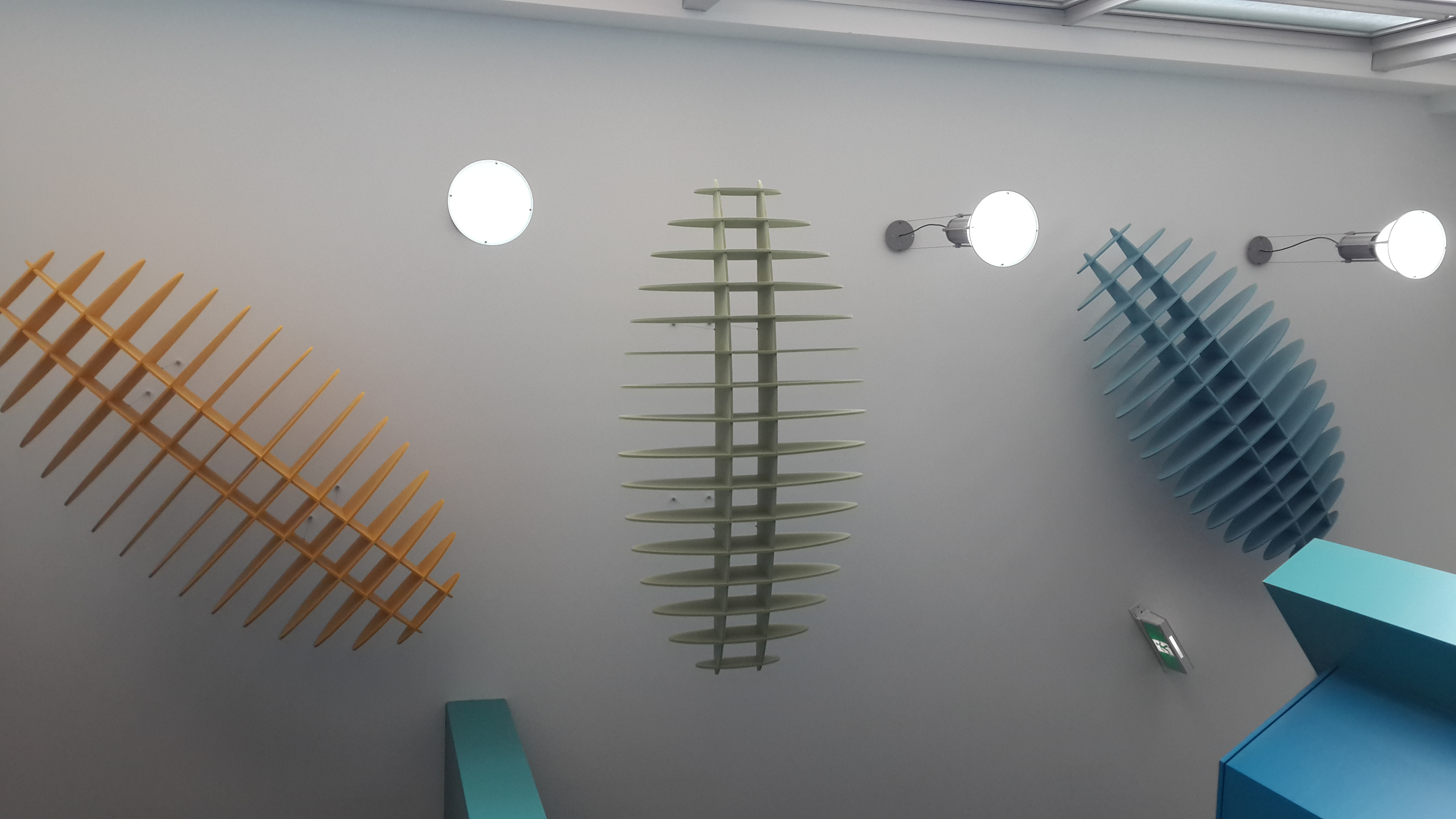 Acoustic Ceiling Lattice - Eclipse