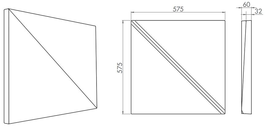 s5.53 3d acoustic tiles 3d acoustic ceil