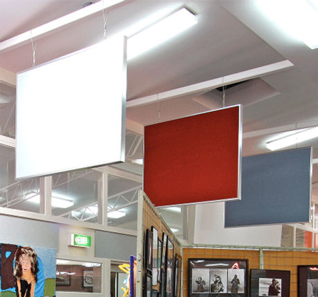 Bach Commercial Acoustic Ceiling Panels - Vertical Suspension of Acoustic Panels.jpg