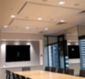 Rigby Cooke Lawyers Office: Acoustic Ceiling Panel