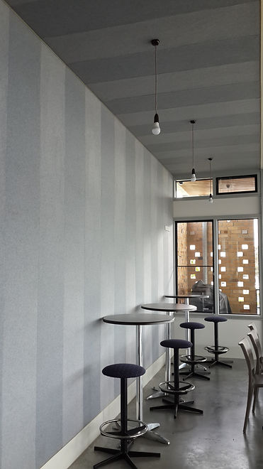 Hobsons Bay Yacht Club - Acoustic Wall Fabric