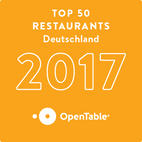 Spindler Top50 Restaurants Deutschlands