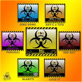 "The ""Kwarantine"" Riddim"
