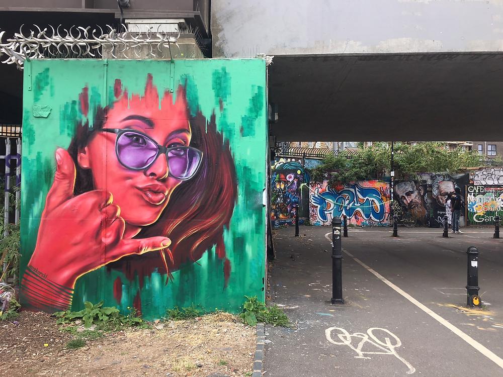 Gritty Little London Street Art
