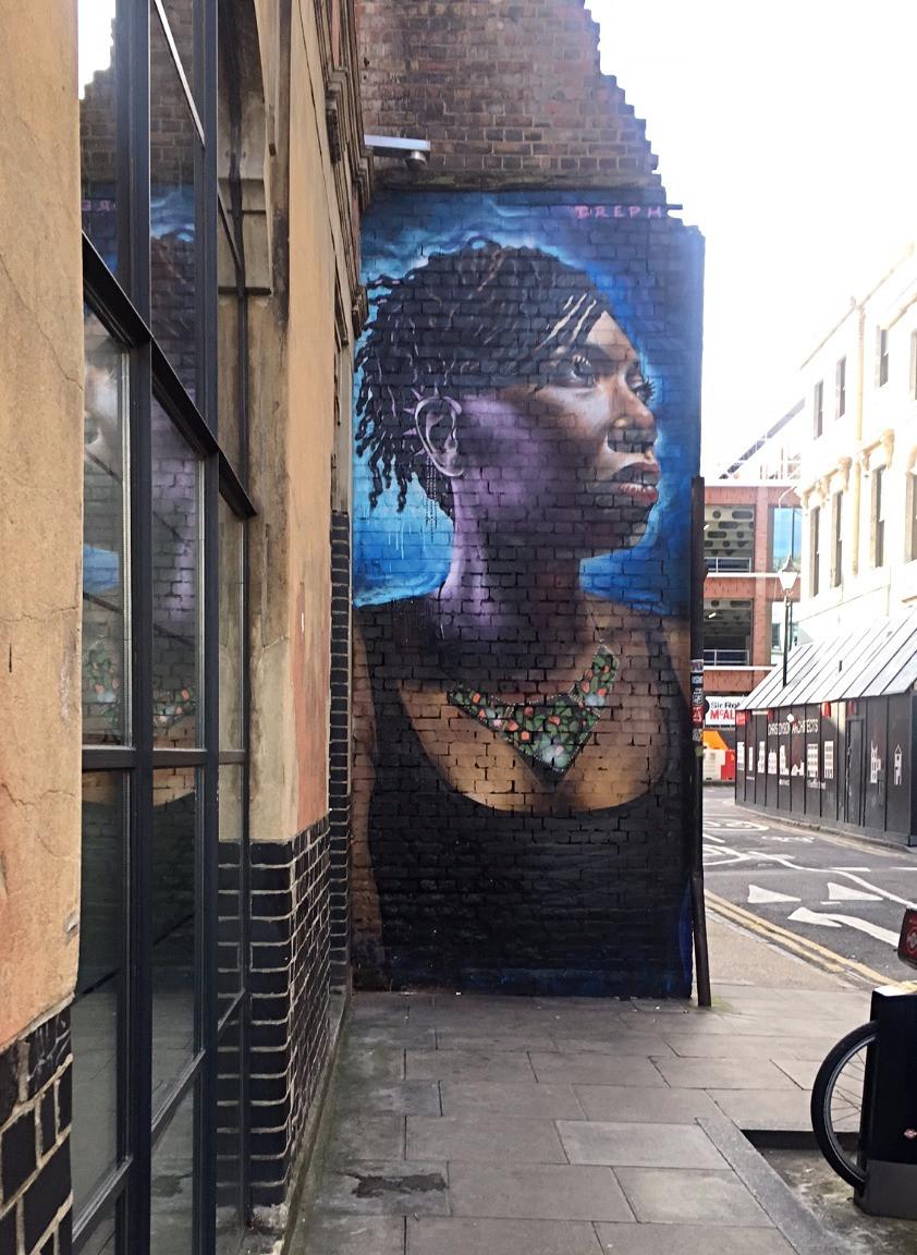 Brick Lane London Street Art