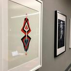 David Bowie Space Samurai Art Print