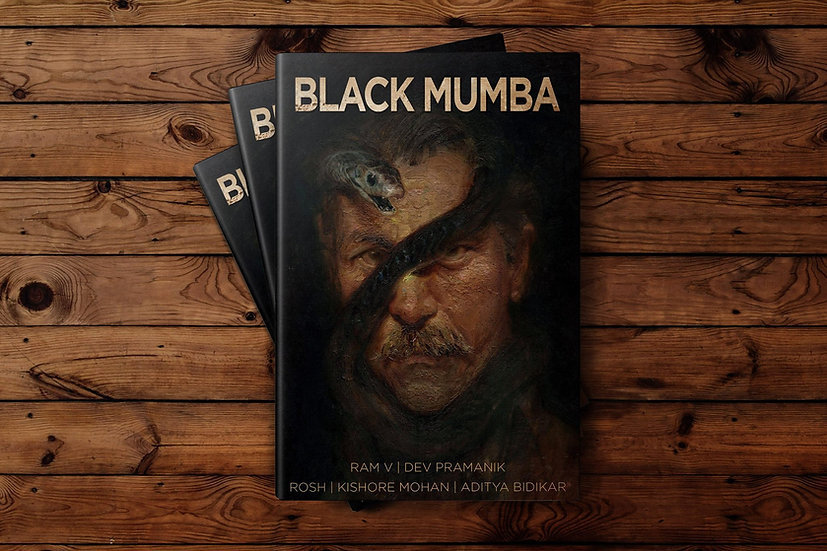 Black Mumba Comic Graphic Novel