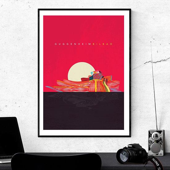 Guggenheim Art Posters