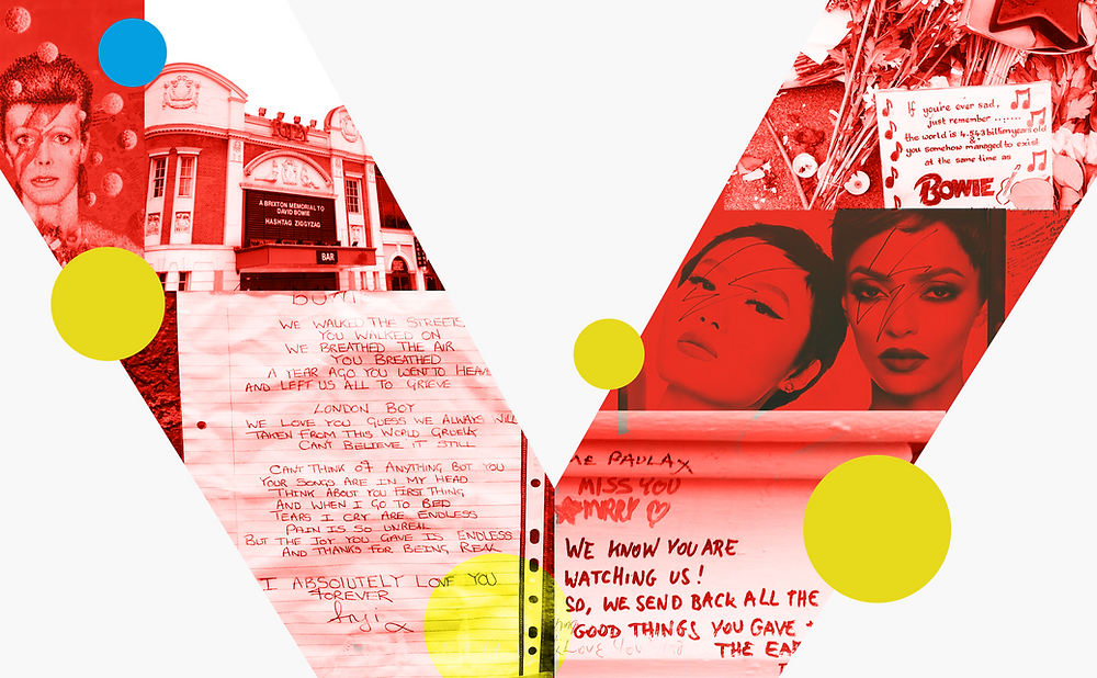 Brixton x Bowie Art Print