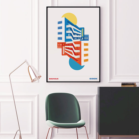 Isokon London Art Print