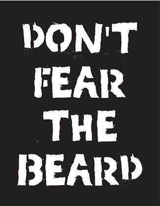 Don't Fear the Beard