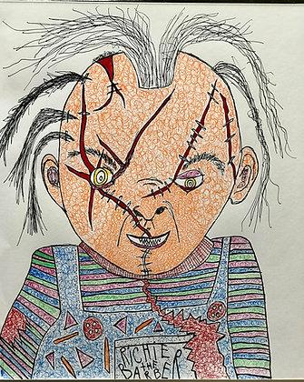 Chucky Print Limited Edition
