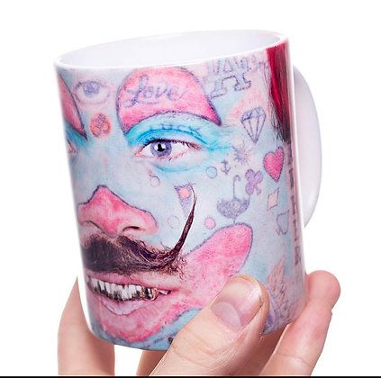 Richie coffee mug