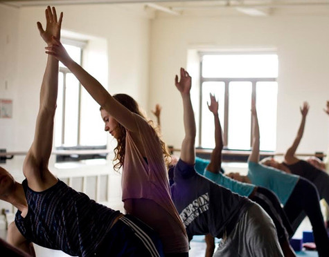 Yoga and Movement