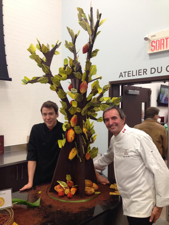 Inauguration Académie du chocolat