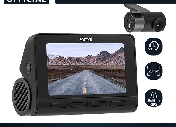 Cinema-Quality Image Dash Cam 4K Built-In GPS