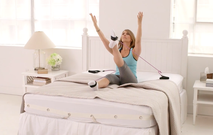 Bedgym-pilates-in-bed-stretching-in-bed.