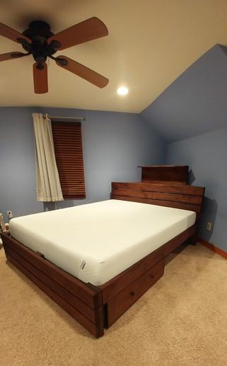 Custom Captain's Bed