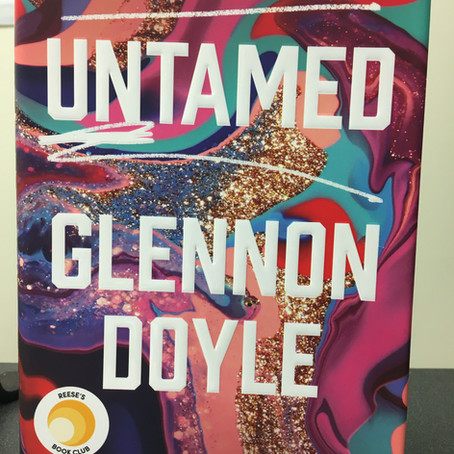 "Why Glennon Doyle's Book ""Untamed"" Is A Must-Read For Anyone Deciding Whether To Get Divorced"