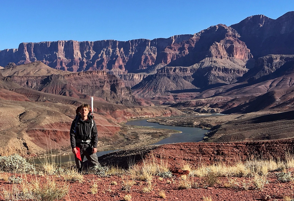 Chris Larson of Vermont Family Law in Grand Canyon