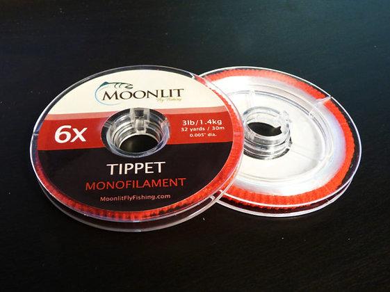 Monofilament Tippet - 32 yrd Spool