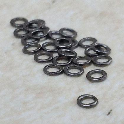 10  - Tippet Rings 2.5mm