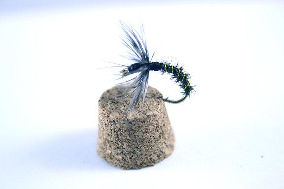10 - Peacock Kebari Flies