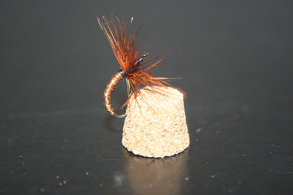 10 - Traditional Kebari Flies