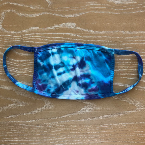 Blue Tie Dye (sold out)
