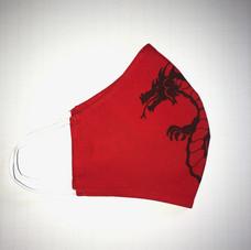 Dragon, left side