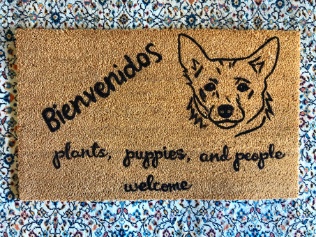 Welcome Mat Commission