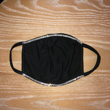 Bedazzled, black.(sold out)