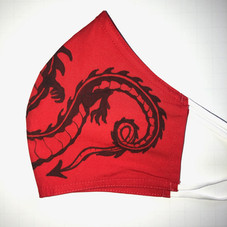 Dragon, right side