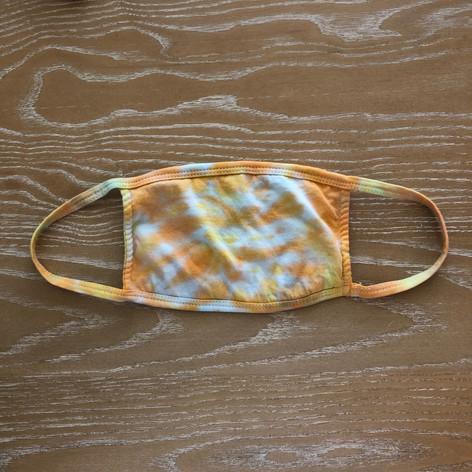 Orange Tie Dye (1 left)