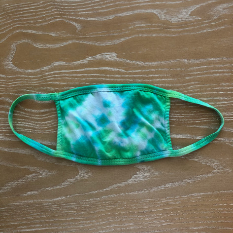 Green Tie Dye (sold out)
