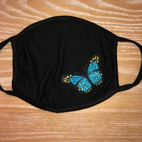 Butterfly, Blue (sold out)