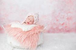 Fotografía newborn ibiza