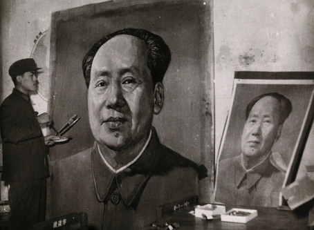 Deep Water, Hot Fire: Shaomin Li's Journey from Army Painter to ODU Professor