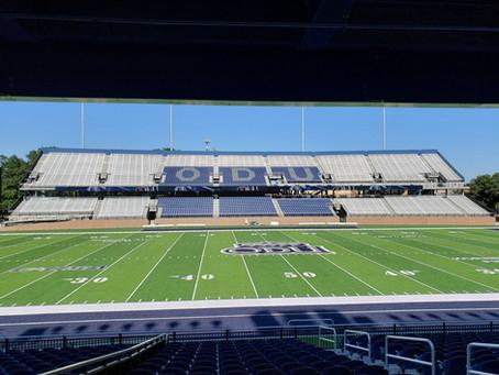 Get Ready for Football at the new Kornblau Field at S.B. Ballard Stadium