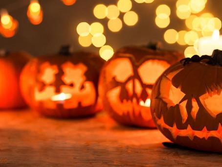 Halloween in downtown Norfolk