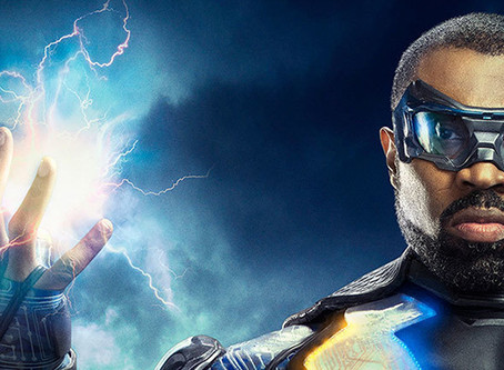 TV show review: 'Black Lightning'