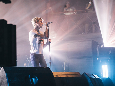 The Neighbourhood 'Wiped Out' Crowd at NorVa